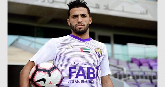 الترجّي الرياضي يتعاقد رسميّا مع اللاعب الجزائري عبد الرحمان مزيان