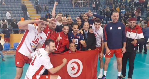 الكرة الطائرة/ المنتخب التونسي يفوز على مصر ويقترب من أولمبياد طوكيو