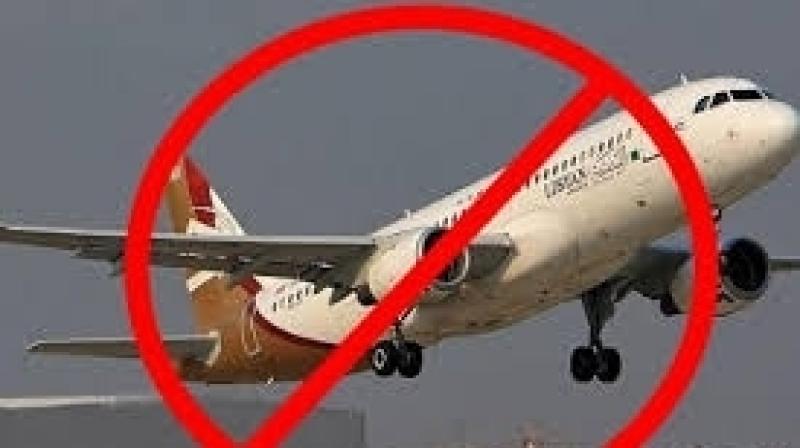 بعد الهجوم الايرياني على قواعد أمريكية: حظر حركة الطيران المدني