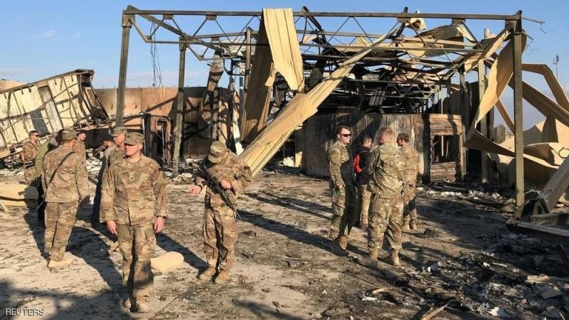بعد أيام من صواريخ إيران: أمريكا تعلن عن حصيلة الضحايا