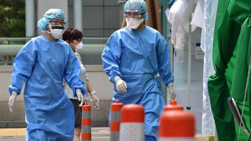 فيروس ''كورونا'' يظهر في كوريا الجنوبية