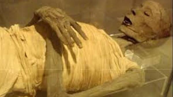 مومياء مصرية تتكلم بعد 3 آلاف عام على تحنيطها؟