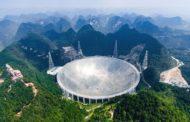بحثا عن حياة خارج الأرض : الصين تبدأ تشغيل تلسكوبها العملاق!!