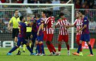 في لقاء مجنون: أتلتيكو يصعق برشلونة ويبلغ نهائي السوبر!!