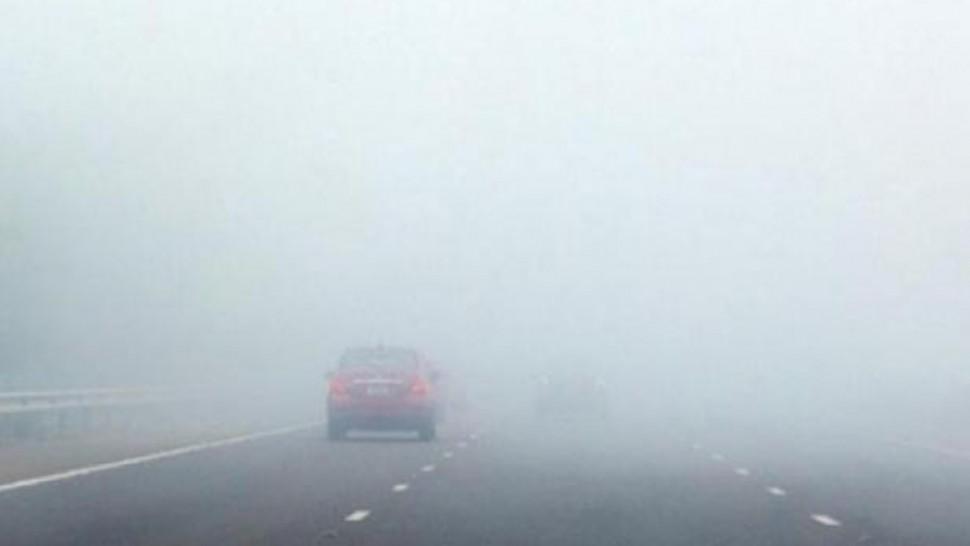 الإدارة العامة للحرس الوطني تحذر من ضباب كثيف يحجب الرؤية في هذه الطرقات السيّارة