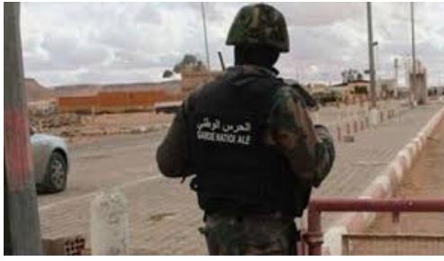 القبض على  4 نساء بصدد اجتياز الحدود الليبية التونسية خلسة