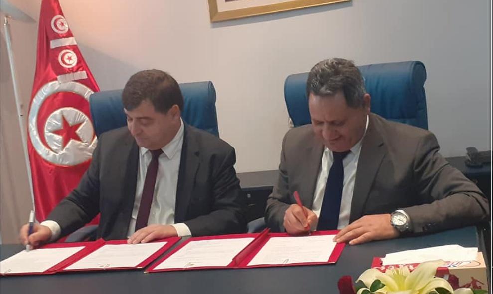 ابرام اتفاق شراكة بين وزراة السياحة ونقابة الصحفيين التونسيين