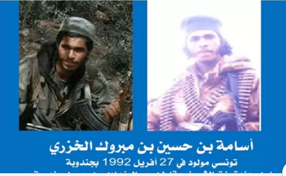 القبض على الارهابي اسامة الخزري وحجز سلاح وذخيرة