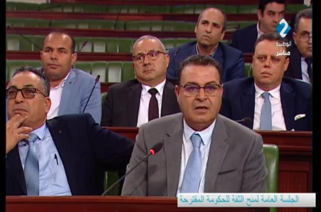 (بالفيديو)-المغزاوي: حكومة الجملي