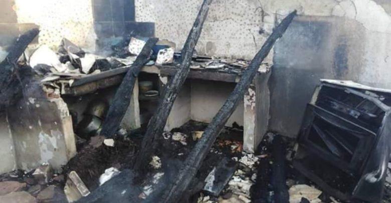 انفجار قارورة غاز في منزل بعين دراهم..