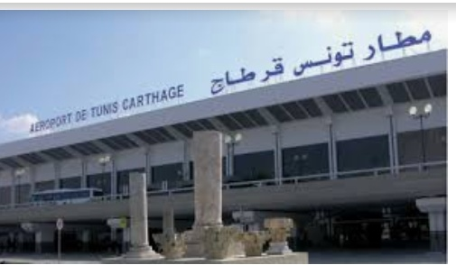 مطار قرطاج: فرار مواطن مغاربي من قاعة الانتظار قبل ترحيله