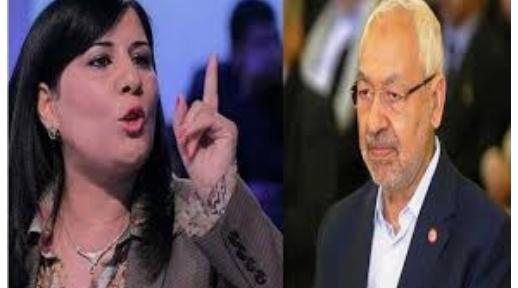 عبير موسي: تونس في خطر...والغنوشي يحمل مشروعا إستعماريا جديدا