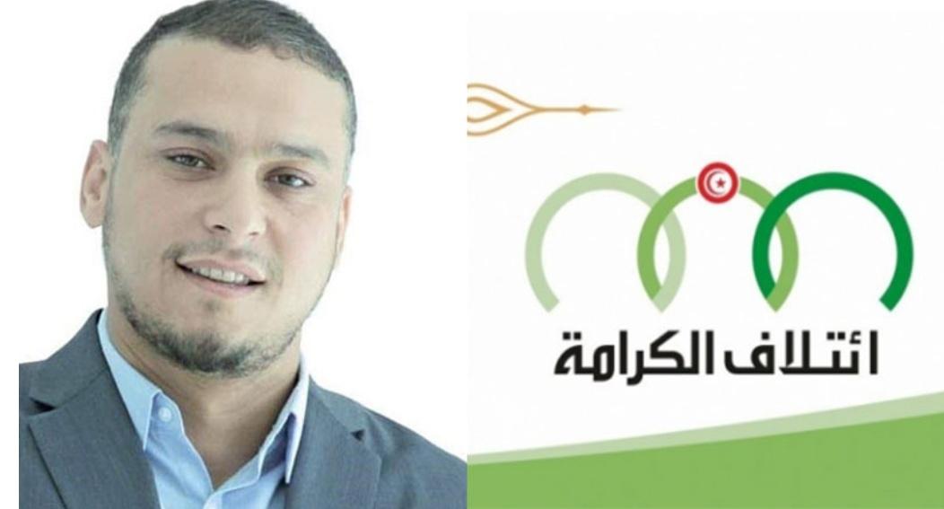 (بعد استقالته من حزب الرحمة): أحمد بن عياد ينضمّ لائتلاف الكرامة