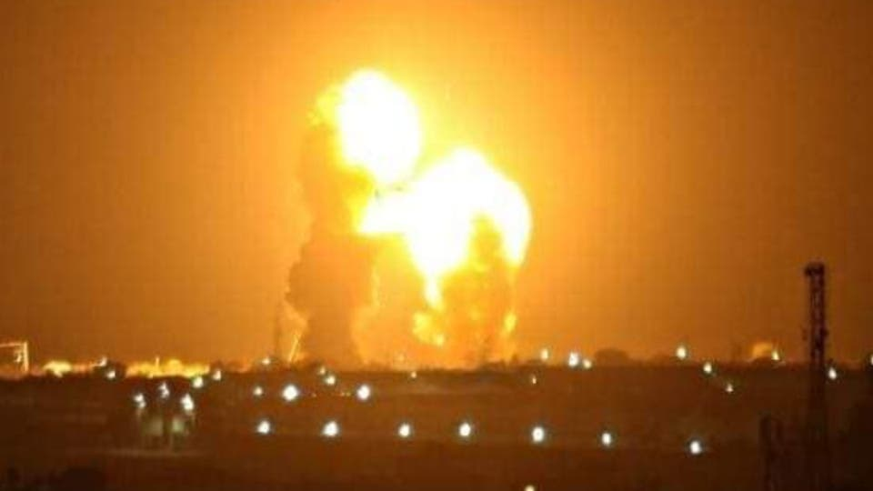 تداعيات اغتيال سليماني: إيران تهاجم بالصواريخ قاعدة عين الأسد في العراق!!