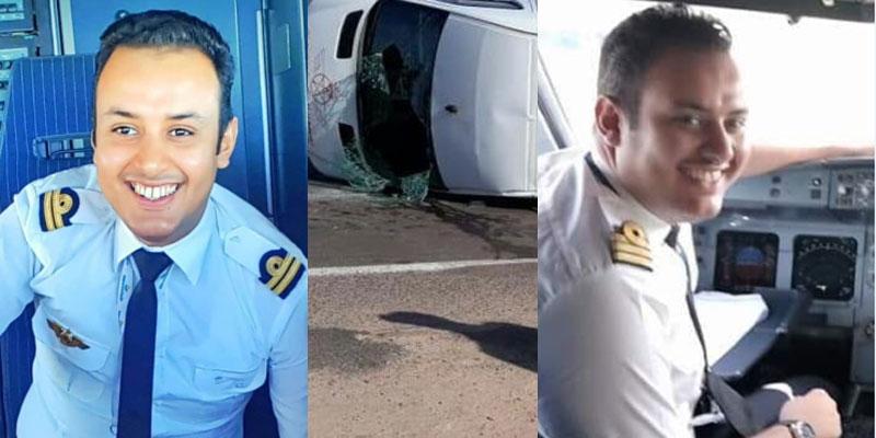 وفاة طيّار تونسي في حادث أليم بالمغرب