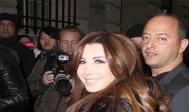 رد غير متوقع من نانسي عجرم بعد توجيه الإتهام لزوجها في قضية قتل
