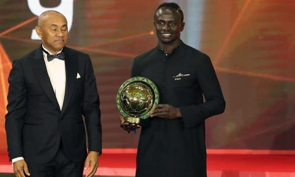 ساديو ماني يفوز بجائزة أفضل لاعب افريقي لعام 2019