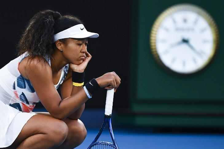 أوساكا تودع بطولة أستراليا المفتوحة