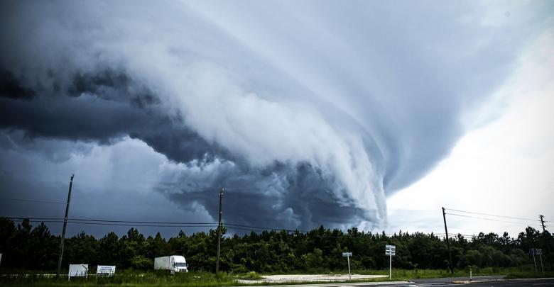 معهد الرصد الجوي: لا وجود لعاصفة في تونس