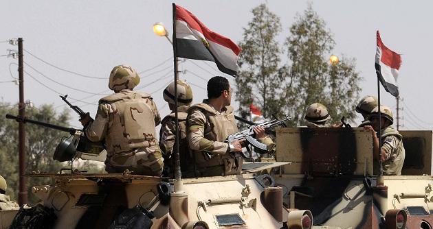 مصر/ إحباط هجوم إرهابيّ شمال سيناء ومقتل 10 إرهابيّين