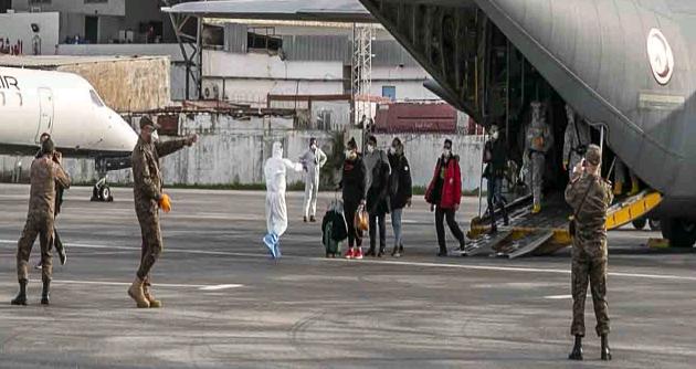 رئاسة الحكومة/ لا وجود لإصابات بفيروس كورونا في صفوف الطلبة التونسيين العائدين من ووهان الصينيّة
