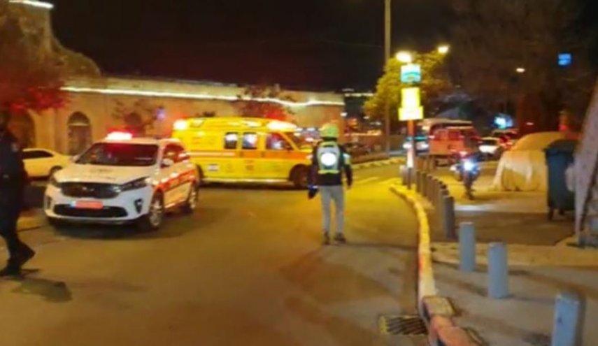 القدس : إصابة 14 جنديا من جنود الإحتلال بعملية دهس
