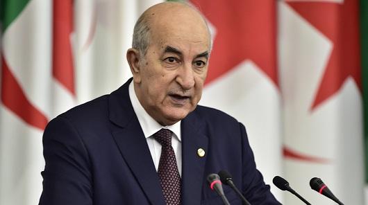 الرئيس الجزائري يتّهم لوبيا مغربيا فرنسيا بعرقلة علاقات بلاده مع فرنسا