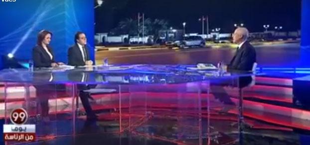 الاعلامية سامية حسين: الرئيس يستحق محاورين أندادا لغة وثقة وأسئلة ذكية