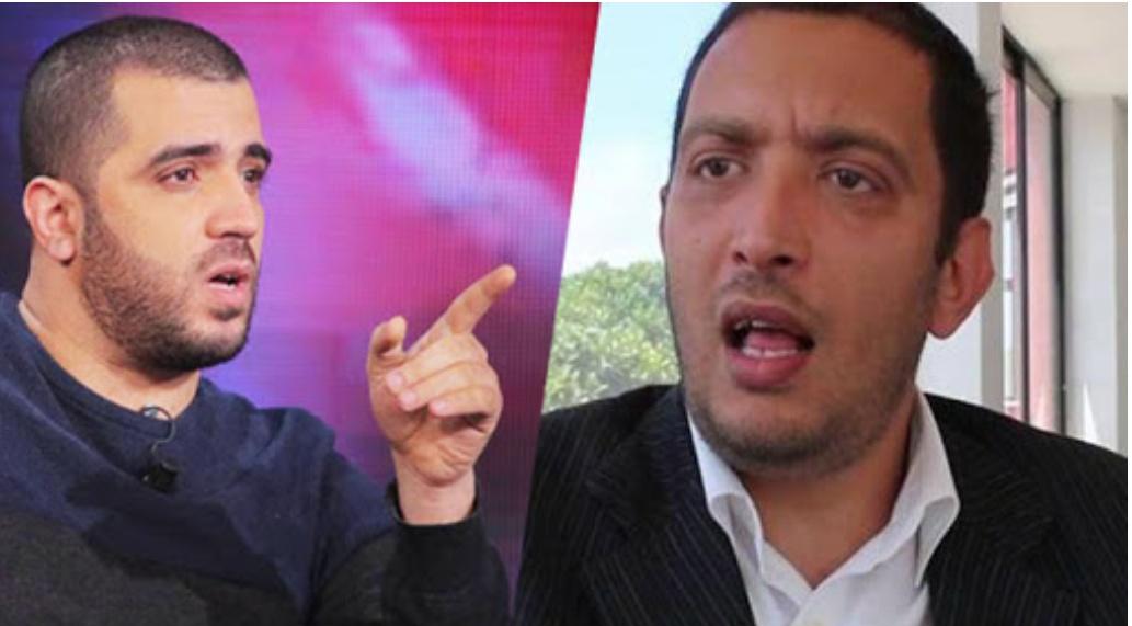 (سب وشتم واتهامات متبادلة): الخياري يقاضي ياسين العياري