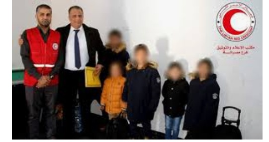 وزارة المرأة تكشف مصير الأطفال التونسيين العائدين من ليبيا