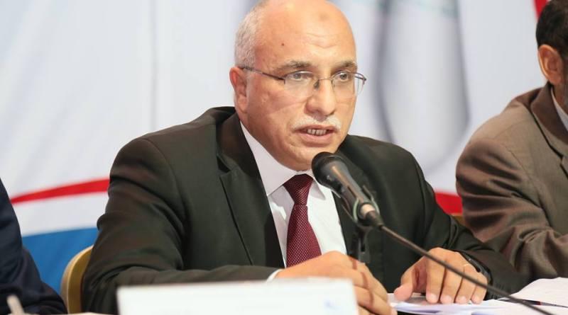 الهاروني يجدد التزام النهضة بقرار رئيس الجمهورية واجتهاده في تأويل الدستور