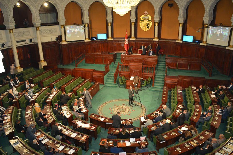 البرلمان: جلسة عامة للنظر في عدد من مشاريع القوانين