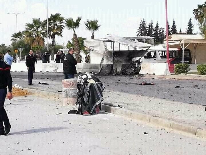 مواطن و5 أمنيين حصيلة جرحى عملية البحيرة الارهابية