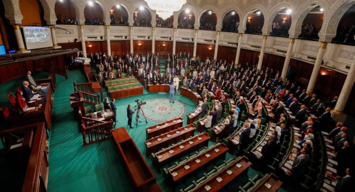 مكتب البرلمان يدين تعطيل أعمال الجلسة العامّة من قبل كتلة الحزب الدستوري الحرّ