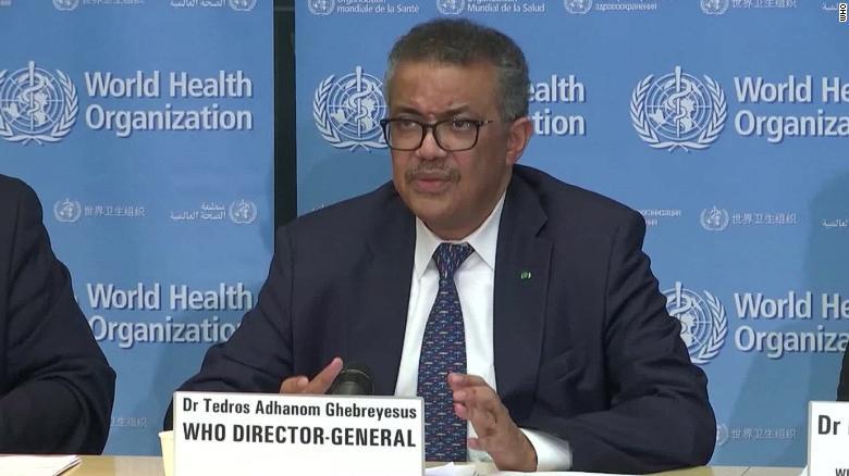 عاجل: منظمة الصحة العالمية تصنف