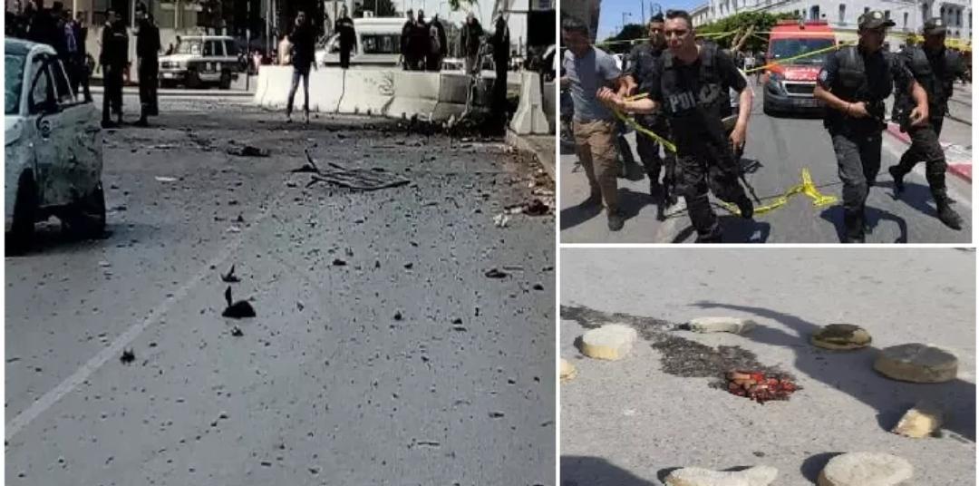 تفجير البحيرة: القبض على مشتبه به في محيط السفارة الأمريكية