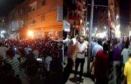 (بالفيديو): المصريون يحتجون ضدّ الكورونا...!!