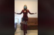 بالفيديو: نرمين صفر تحارب