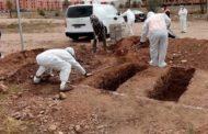 منشور وزاري يضبط إجراءات وتراتيب دفن المتوفّين بكورونا