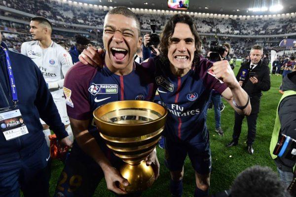باريس سان جيرمان يُتوّج بكأس فرنسا على حساب سانت إتيان