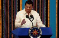 رئيس الفلبين: من يخالف الحجر الصحي أقتلوه بالرصاص