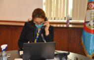 بالصور: رئيسة بلدية تونس تشرف على إطلاق مركز نداء و توجيه حول فيروس كورونا
