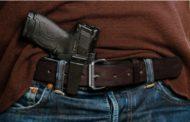 باجة: القبض على شخص يتجوّل مسلحا بمسدس..