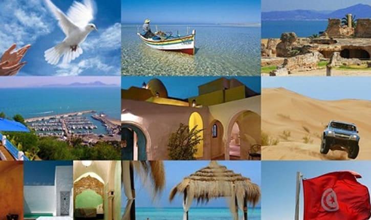 بعد تجاوزها لأزمة كورونا: تونس واجهة للسياحة العالمية!!