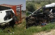 قتيلان وجريحان في حادث مرور مروّع بسيدي بوزيد