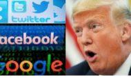 دونالد ترامب يهدد بإغلاق فايسبوك وتويتر!!