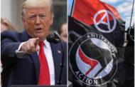 احتجاجات أمريكا: ترامب يقول إنه سيصنف جماعة أنتيفا المناهضة للفاشية كمنظمة إرهابية!!