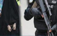 بنقردان/ القبض على امرأة صادر في حقّها حكم بالسّجن من أجل الانتماء إلى تنظيم إرهابي