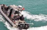 جيش البحر يُنقذ 5