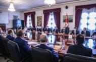 الوضع الاقتصادي محور لقاء مشترك بين وفد حكومي ووفد عن منظّمة الأعراف